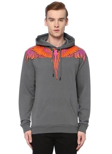 Marcelo Burlon Sweatshirt Gri